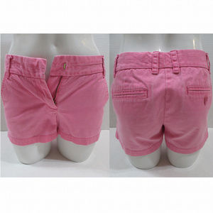 J.Crew shorts 0 Chino Broken In 100% cotton 61456